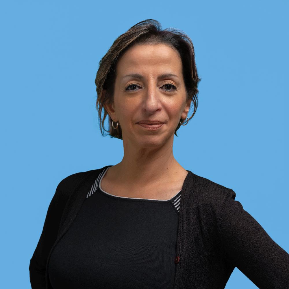 Avocat : Dalila Tsoulides - Assistante